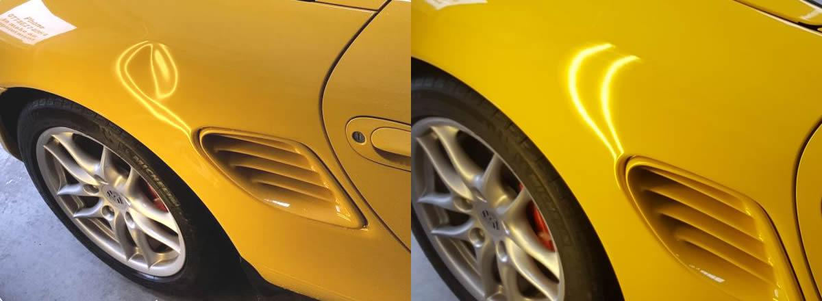 dent repair barnaldswick hail damage dent removal